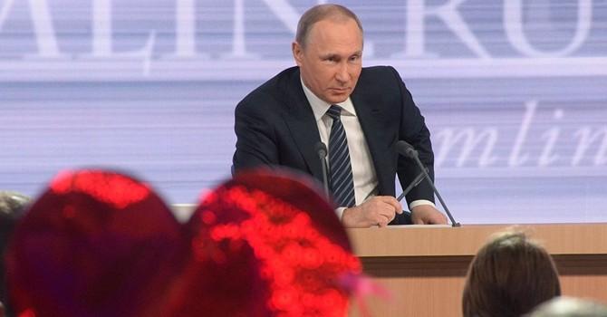 """Tổng thống Nga: """"Chúng tôi không khởi tạo chiến tranh!"""""""