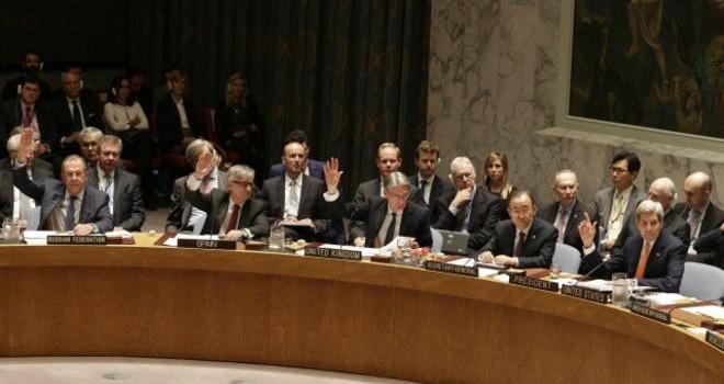 Liên Hiệp Quốc thông qua nghị quyết hòa bình Syria