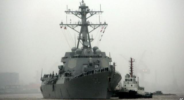 """""""Chạy đua vũ trang ở Biển Đông có thể gây xáo trộn khu vực"""""""