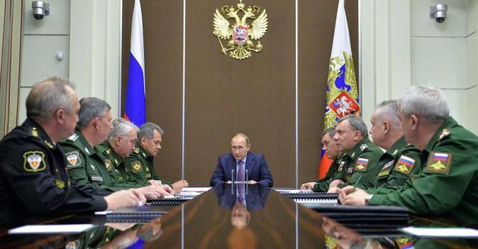 Nước Nga vẫn còn là đại cường?