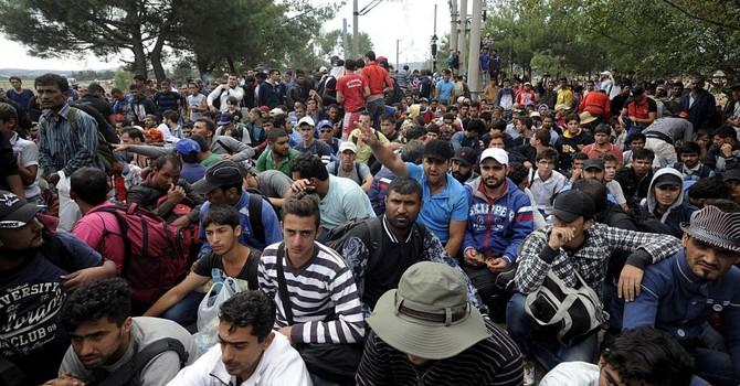 Những kẻ khủng bố có thể dùng hộ chiếu giả xâm nhập vào EU