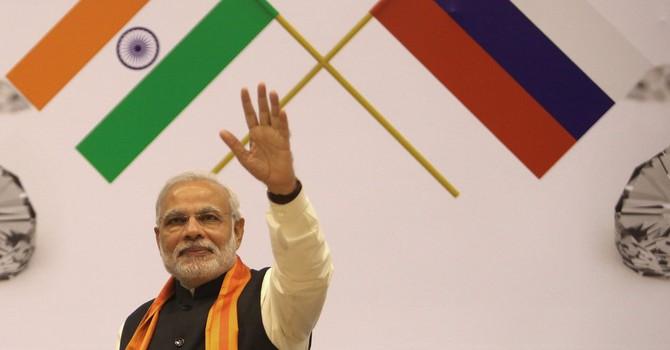 """Ấn Độ có thể """"vung"""" hơn 7 tỷ USD để  mua vũ khí Nga"""