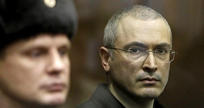 Nga khám nhà nhân viên quỹ của Khordokovsky