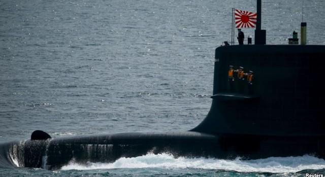 Các nước Châu Á trong cuộc chạy đua tàu ngầm