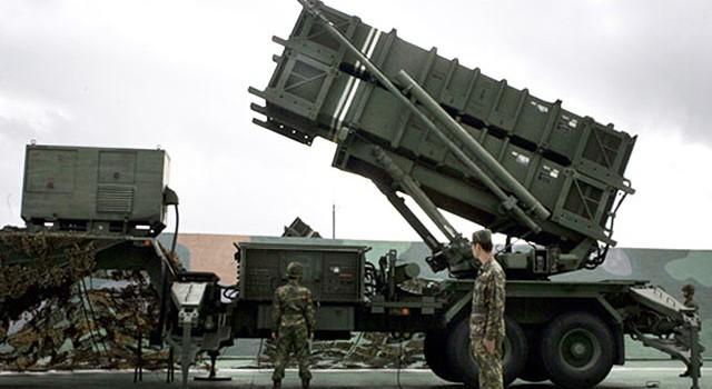 Đức rút tổ hợp tên lửa phòng không từ Thổ Nhĩ Kỳ về nước