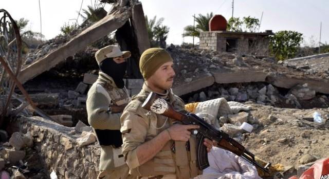 Binh sĩ Iraq tiếp tục chiến đấu giành lại Ramadi