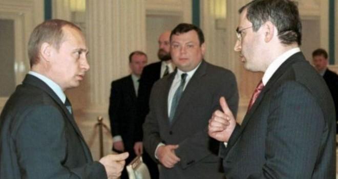 """Cựu tài phiệt dầu khí Khodorkovsky: """"Ông Putin coi tôi là mối đe dọa"""""""