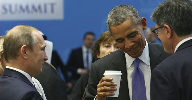 """Nhà báo Mỹ: """"Ông Obama nhận quả đắng do thiếu tôn trọng ông Putin"""""""