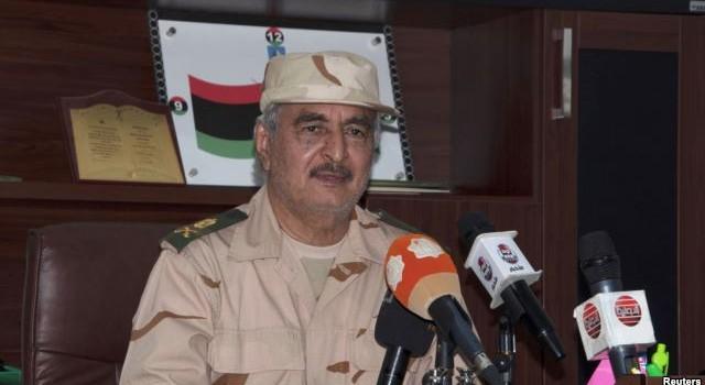 Libya sắp có hoà bình?