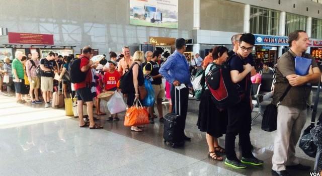 Việt Nam thu hút du khách Nga sau vụ máy bay Nga rơi ở Ai Cập