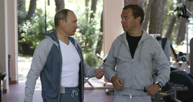 Ai điều hành Nga cùng Tổng thống Putin?