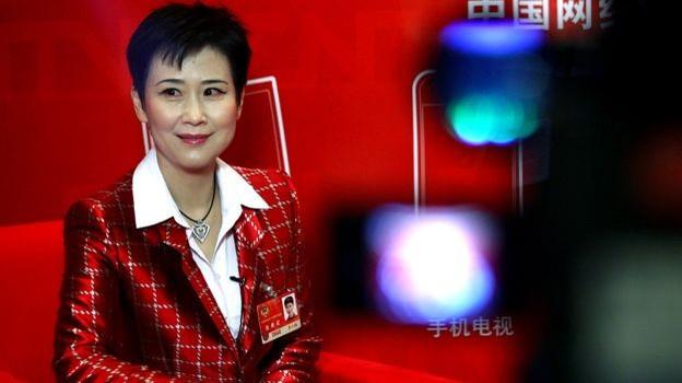Con gái cựu Thủ tướng Trung Quốc Lý Bằng 'mất chức'