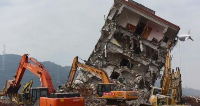 Trung Quốc bắt 11 người do vụ lở đất Thâm Quyến