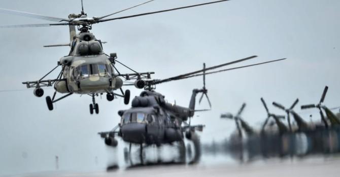Nga khởi động sản xuất trực thăng Mi-38 bay cao tới 9.000 mét