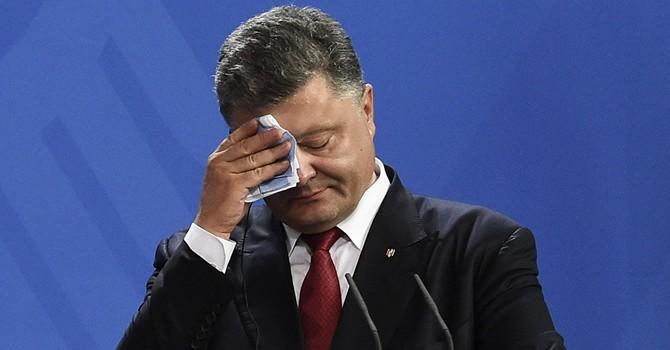Ông Poroshenko tiếp tục bị chế ảnh sau vụ photoshop bìa tạp chí The Economist