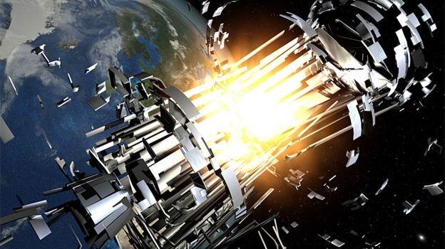 Vật thể lạ Tuyên Quang là rác vũ trụ?