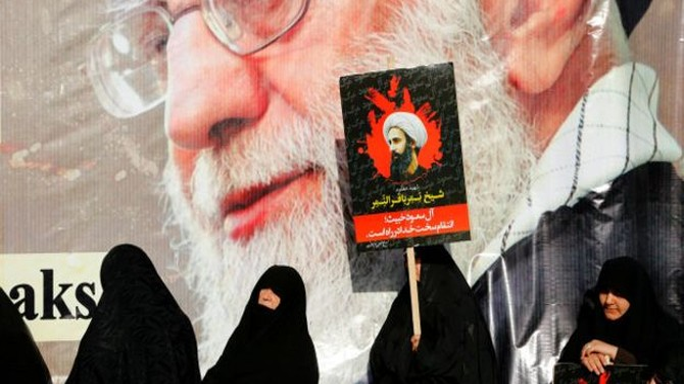 Đồng minh Ả-rập Saudi hạ quan hệ với Iran