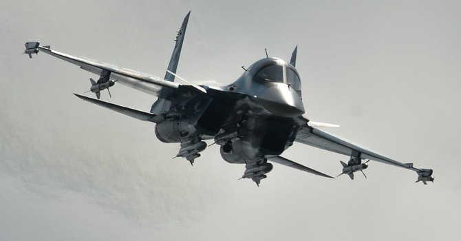 Sukhoi sẽ chế tạo cường kích cơ tối tân Su-34M