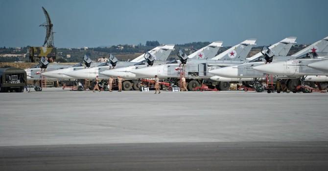 Nga đã không kích 1.100 cứ điểm khủng bố ở Syria