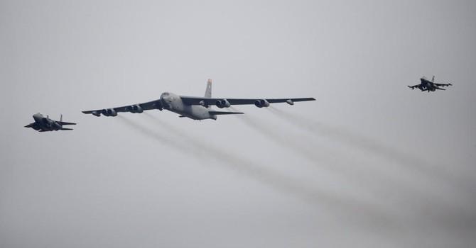 Lực lượng Mỹ tại Hàn Quốc nâng cấp báo động tối đa