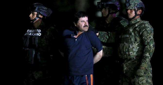 Mexico do dự dẫn độ trùm ma túy El Chapo qua Mỹ
