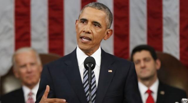 """Ông Obama kêu gọi Quốc hội Mỹ """"hướng tới tương lai"""""""