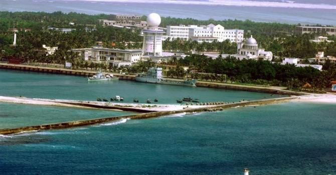 Trung Quốc ngông cuồng kêu gọi đầu tư vào các đảo chiếm đóng trái phép ở Biển Đông