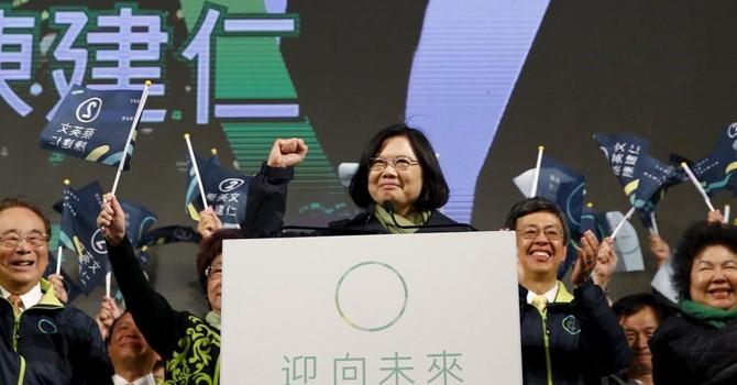 """Báo chí Trung Quốc """"đe nẹt"""" tân Tổng thống Đài Loan"""