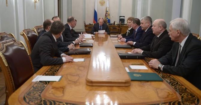 Nga lên danh sách những mối đe dọa chính đối với an ninh quốc gia