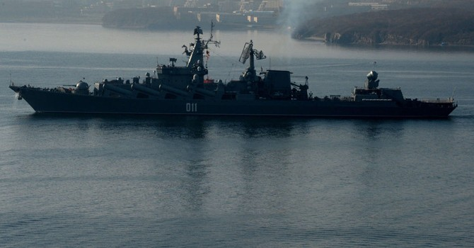 Nước Nga đã hồi sinh sức mạnh hải quân của thời Xô viết
