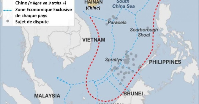 Bắc Kinh sẽ không gây chiến quanh các đảo tranh chấp