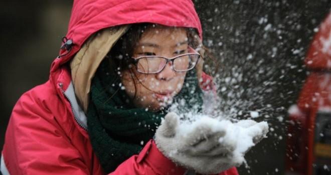 Châu Á vào đợt lạnh 'lịch sử'