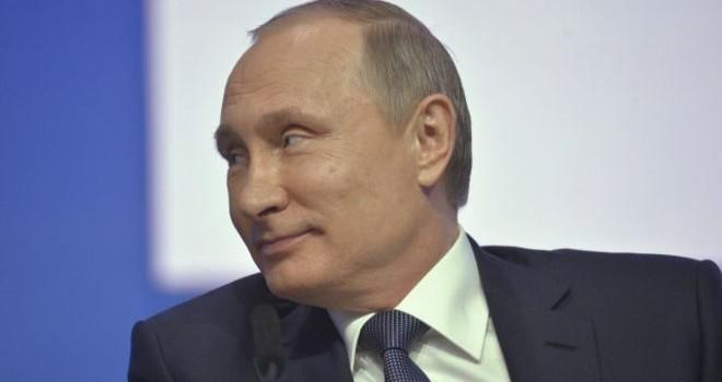 Bộ Ngân khố Mỹ nói 'ông Putin tham nhũng'