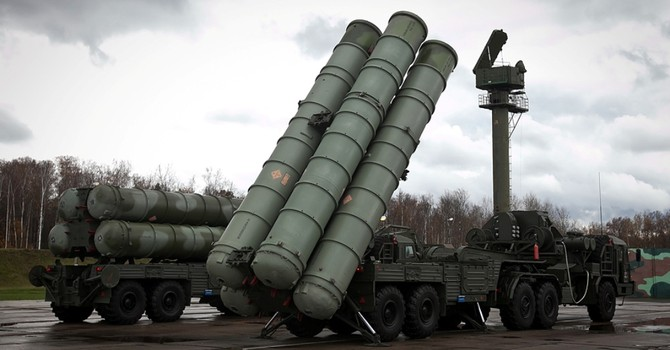 """Nga bán S-400 cho Trung Quốc để """"đối phó với Mỹ""""?"""