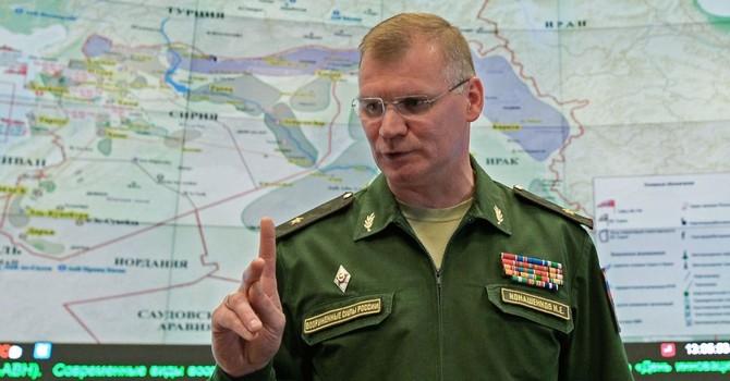 """Nga: """"Su-34 không hề vi phạm không phận Thổ Nhĩ Kỳ"""""""