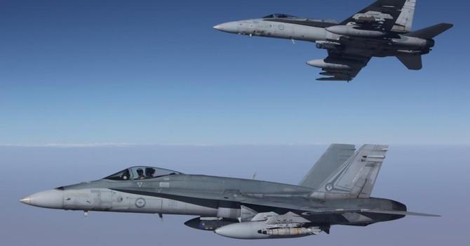 Không quân Úc thường xuyên bị Trung Quốc thách thức tại Biển Đông