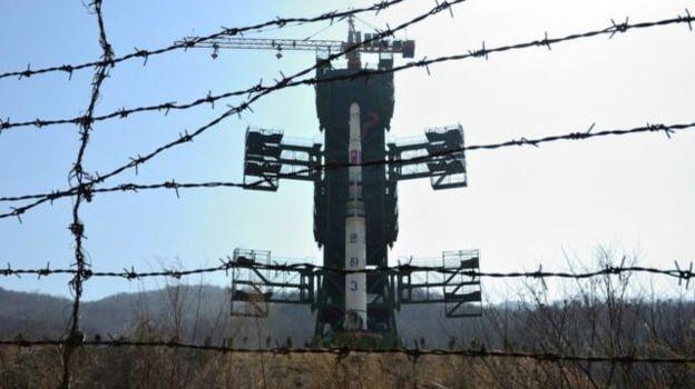 Triều Tiên 'chuẩn bị phóng hỏa tiễn tầm xa'