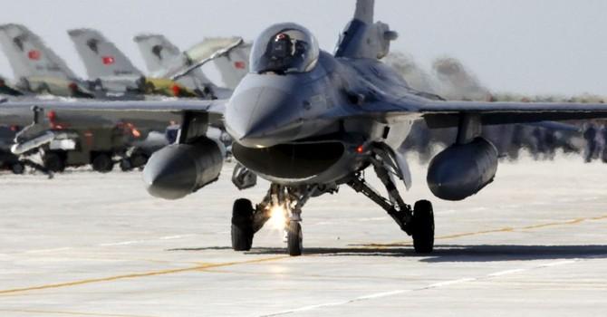 Không quân Thổ Nhĩ Kỳ vi phạm biên giới Hy Lạp 22 lần trong một ngày