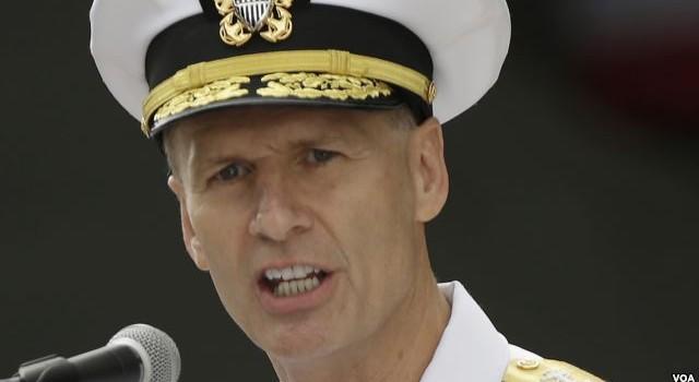 Đô đốc Mỹ cảnh báo Trung Quốc chớ đưa chiến đấu cơ tới Biển Đông