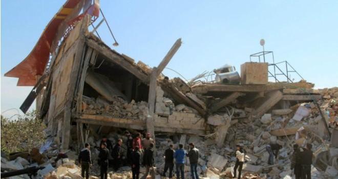 Đánh bom bệnh viện Syria là 'tội ác'