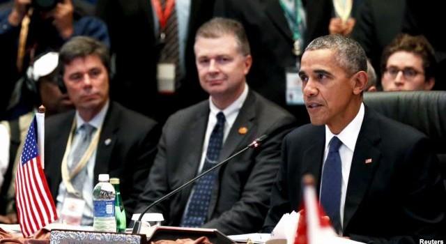 Hé lộ 'Nguyên tắc Sunnylands' tại hội nghị Mỹ-ASEAN