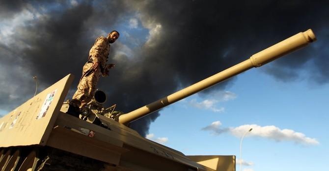 Em họ Gaddafi: Các nước NATO đã đến để tiêu diệt Libya