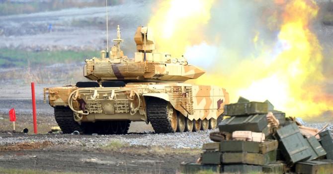 Nga vượt mặt Mỹ trong hàng loạt các hệ thống vũ khí