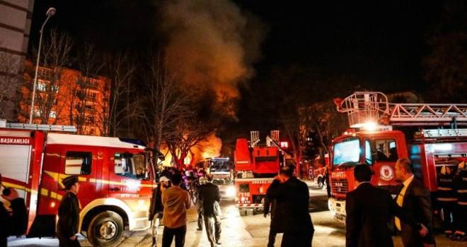 Nổ bom chết người ở thủ đô Thổ Nhĩ Kỳ
