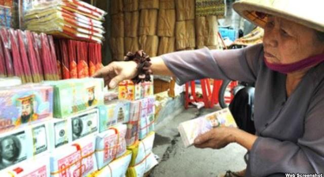Hải quan Mỹ thu giữ 4,65 triệu đôla 'tiền âm phủ' của hai người Việt