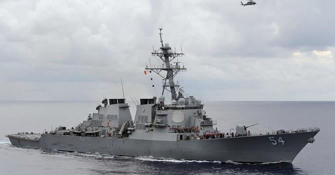 """Trung Quốc tuyên bố: """"Sẵn sàng đâm tàu Mỹ nếu đến gần Hoàng Sa"""""""