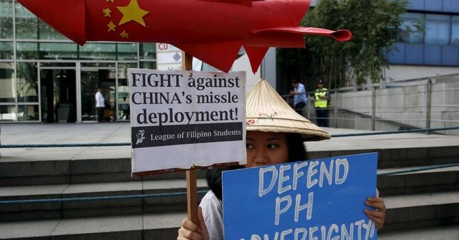 Tên lửa ở Hoàng Sa: Trung Quốc 'ngụy biện' về nguyên do gây căng thẳng