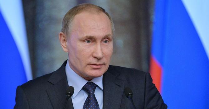 """Ông Putin: Kẻ thù """"ngoài cửa ngõ"""" đang cố tác động đến bầu cử ở Nga"""