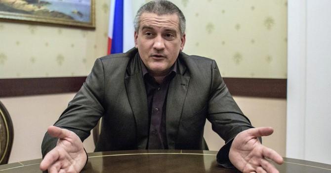 """Lãnh đạo Crimea: Việc đòi lại bán đảo là """"cơn đột phát mùa xuân"""""""