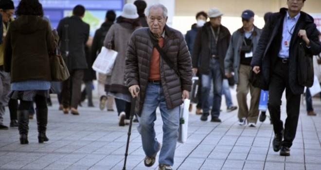 Dân số Nhật giảm 'một triệu' người trong 5 năm qua